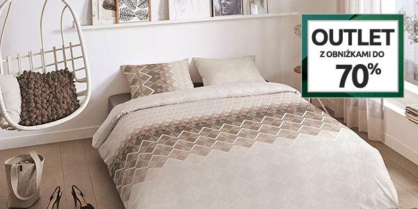 Outlet: Tekstylia do sypialni