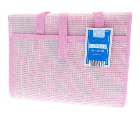 Рогозка за плаж Craft Pink 90 x180 см