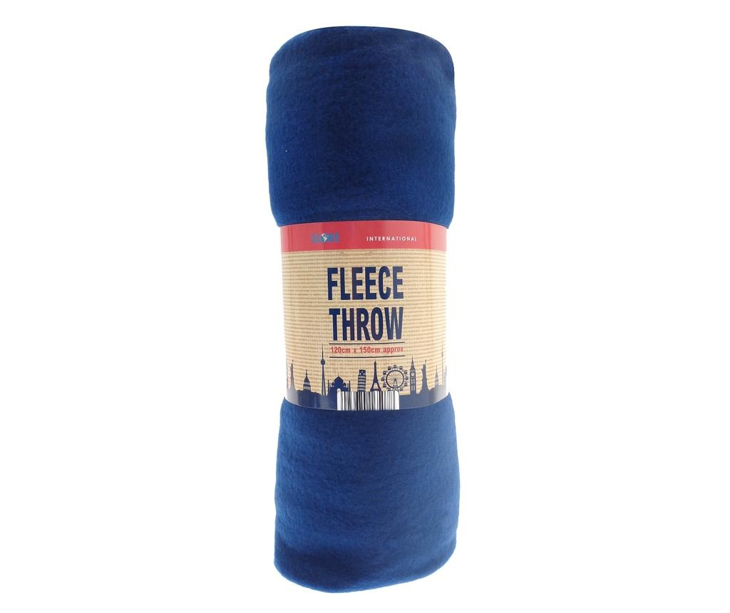 Pokrivač Travel Blue 120x150 cm