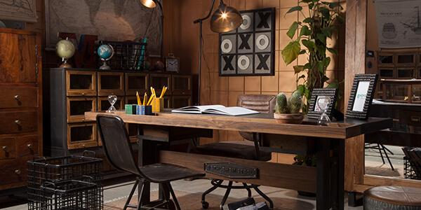 Индустриален стил Novita Home