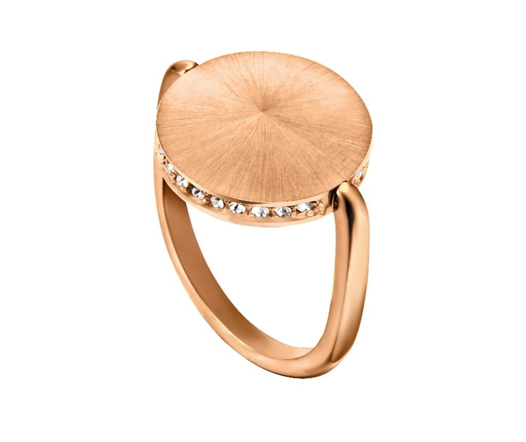 Prsten Esprit Fly Rose Gold Tone 17 mm