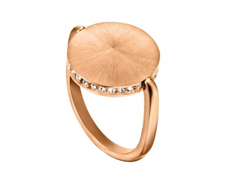 Inel Esprit Fly Rose Gold Tone 17 mm