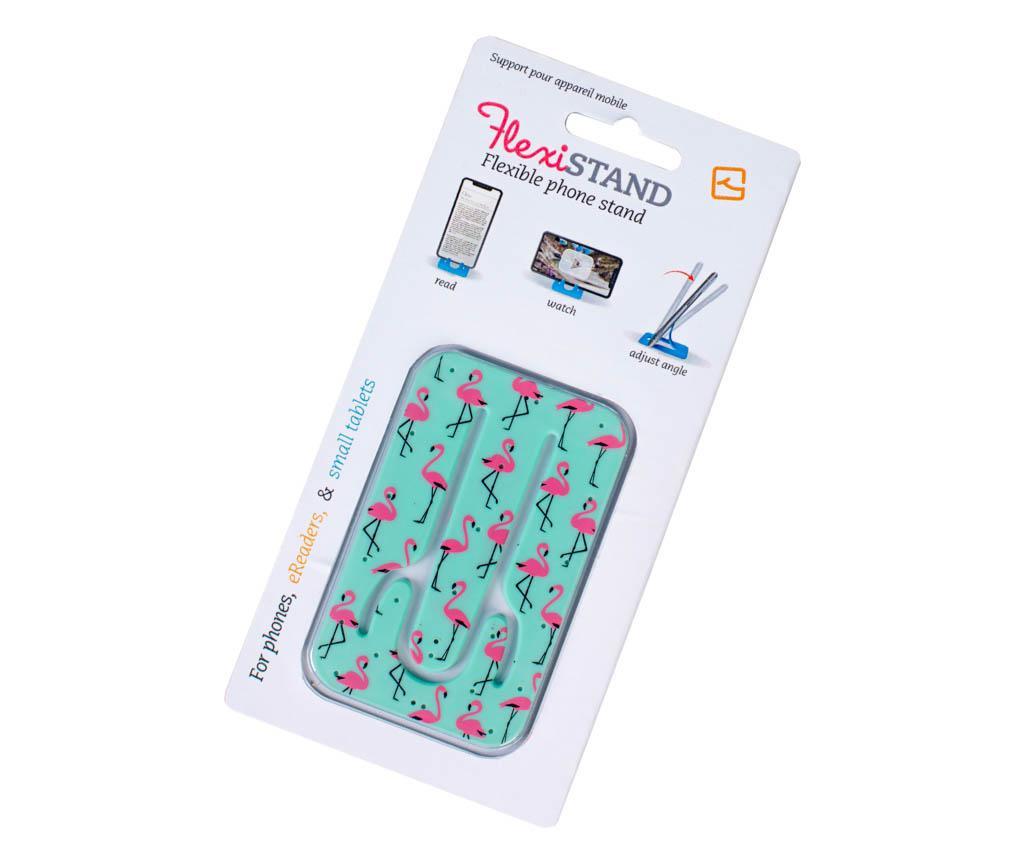 Suport pentru telefon Flexistand Flamingo