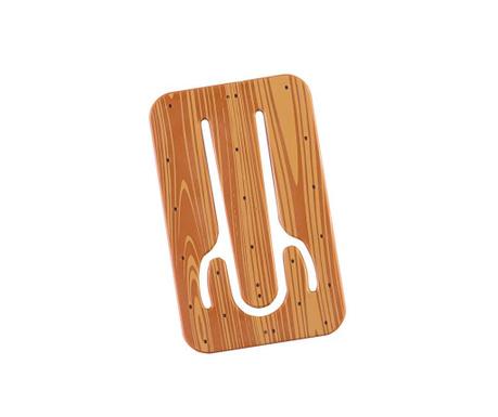 Suport pentru telefon Flexistand Wood