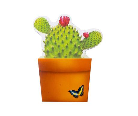 Bloomnotes Cactus Öntapadó jegyzettömb