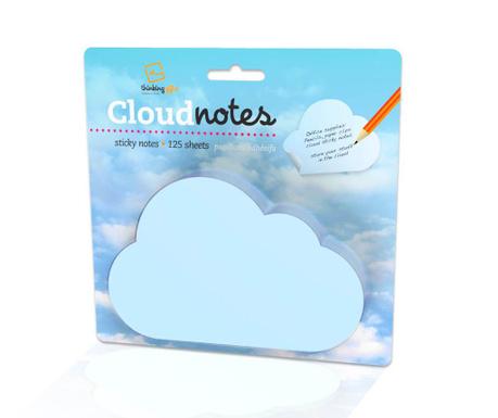 Cloud Notes Pad Öntapadó jegyzettömb