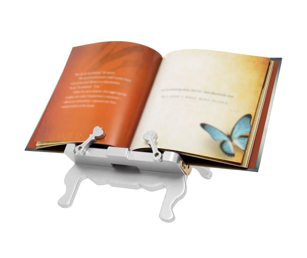 Držač za knjige Throne Bookchair Silver