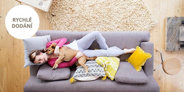 Odpočinek v obývacím pokoji