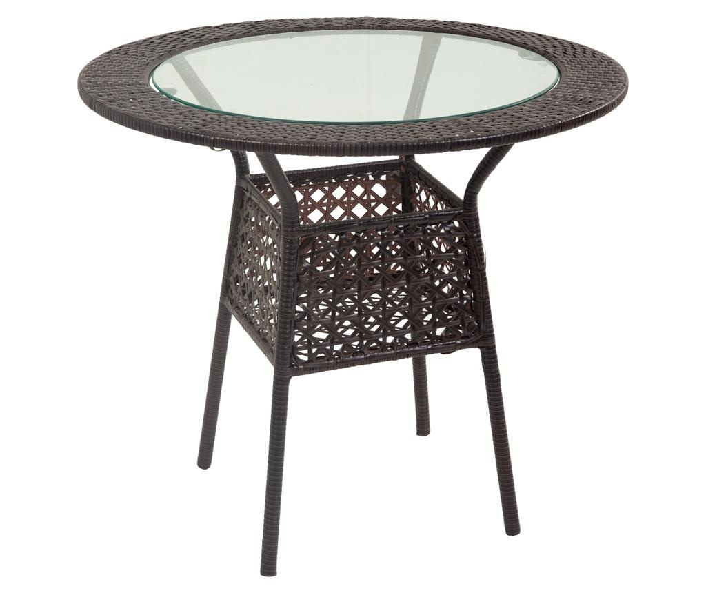 Set - vrtna miza in 4 stoli Elice