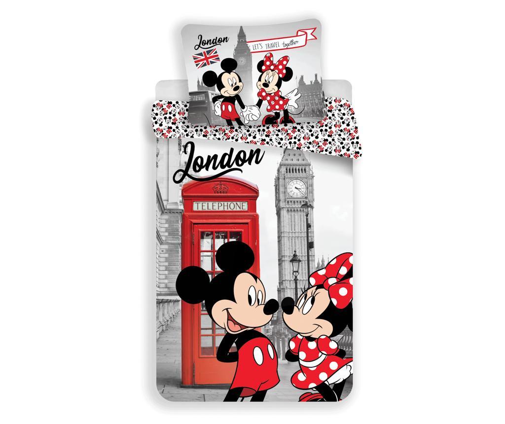 Posteljnina Single MM in London Telephone