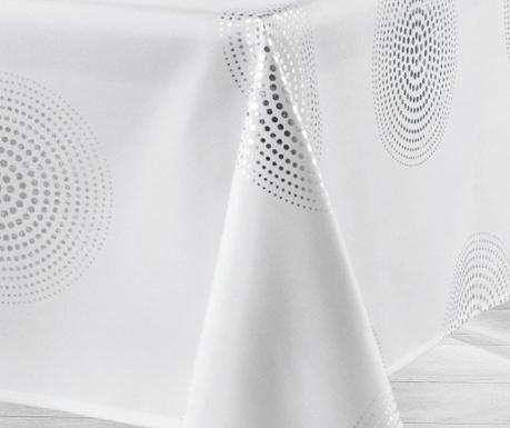 Fata de masa Atome White 150x240 cm