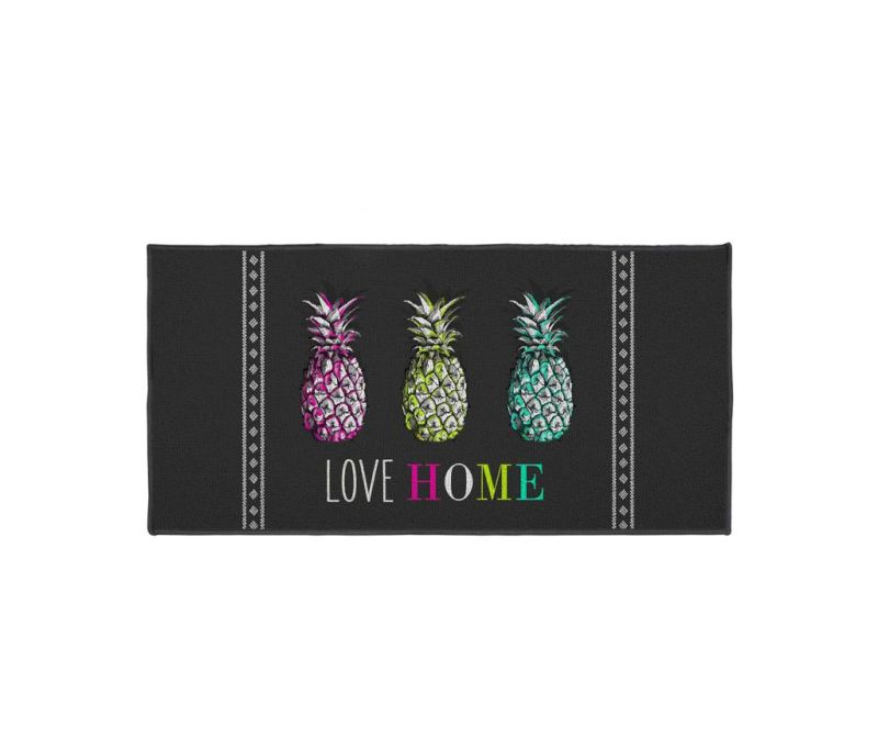 Covor Love Ananas 57x115 cm