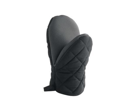 Cuistot Pinch Black Konyhai fogókesztyű 24.5x14.5 cm