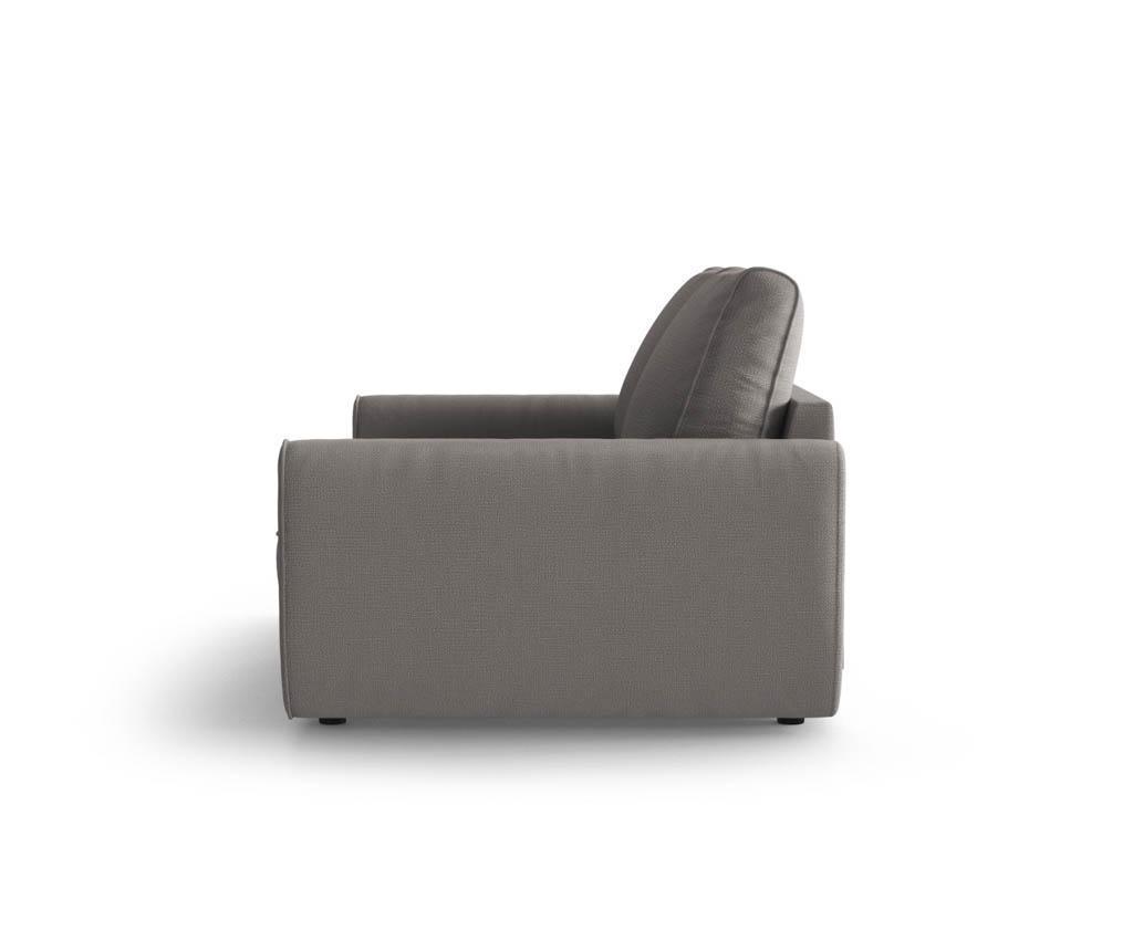 Sofa dvosjed Sowden Green Grey