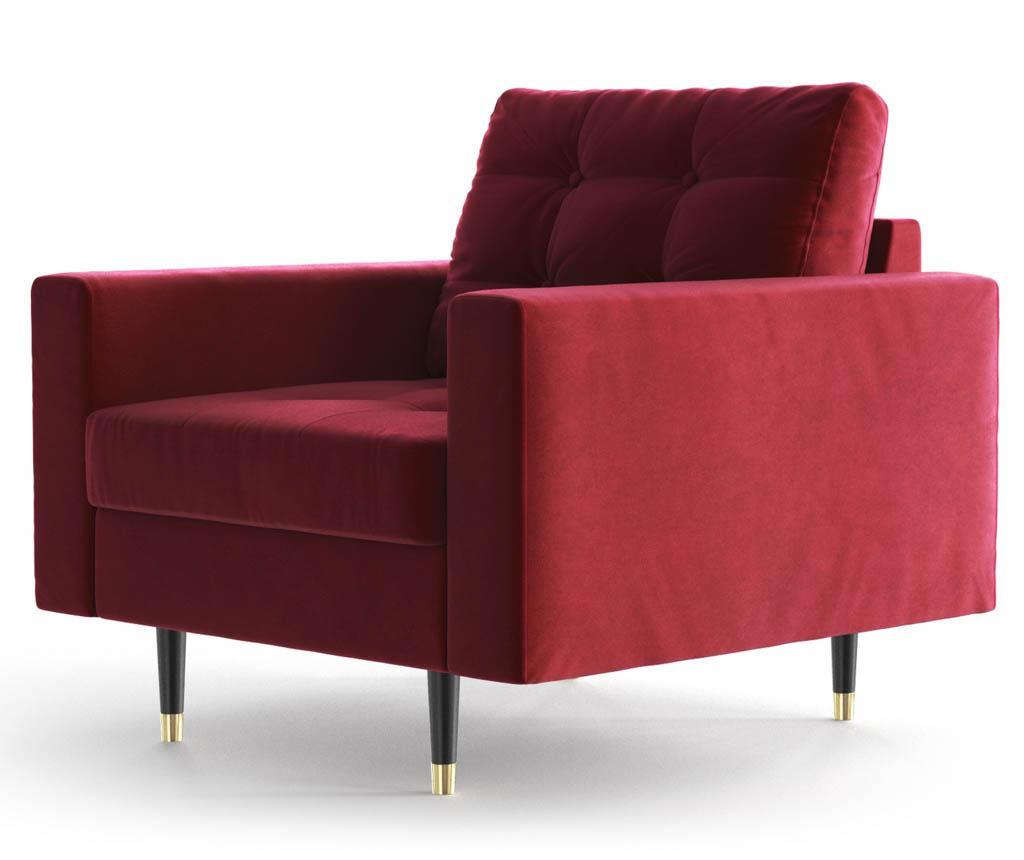 Fotelja Aldo Red