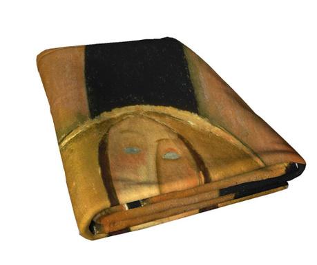 Pokrivač Modigliani  Madame Avec Chapeau 120x150 cm
