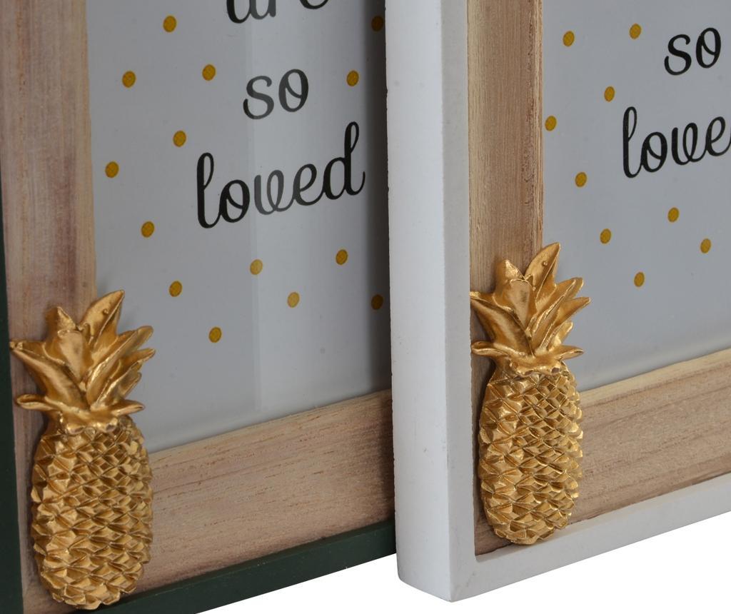 Okvir za slike Pineapple Bright Line