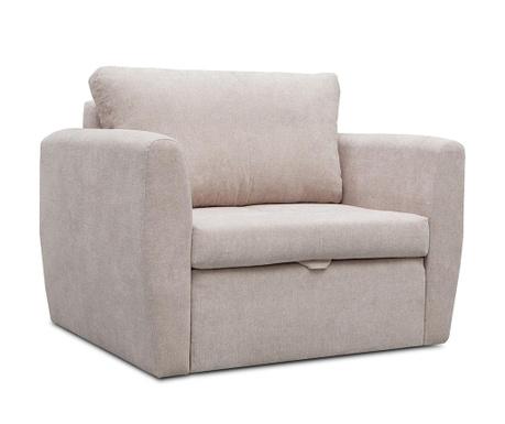 Bella Beige Kihúzható fotel