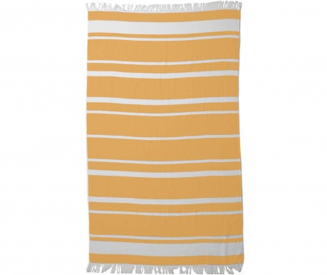 παρεό Gozo Orange 85x160 cm
