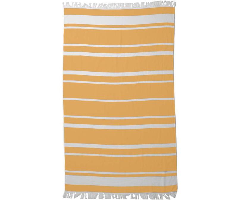 Gozo Orange pareo 85x160 cm