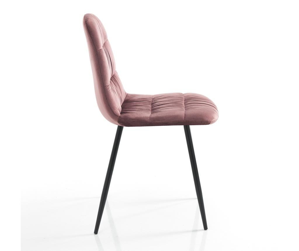 Комплект 4 стола Fluffy Pink