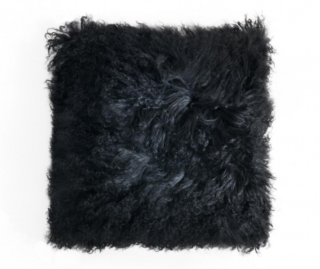 Ukrasni jastuk Fur Black 40x40 cm
