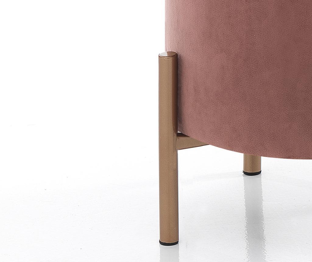 Стол Ammy Round Pink