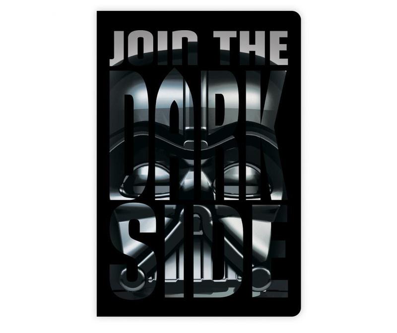 Beležnica Darth Vader