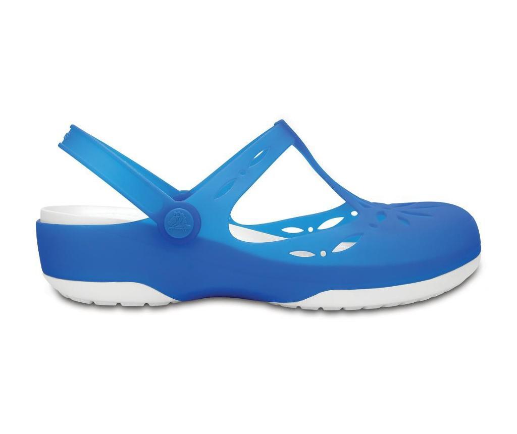 Ženske klompe Crocs Carlie Cutout Clog Blue 39-40
