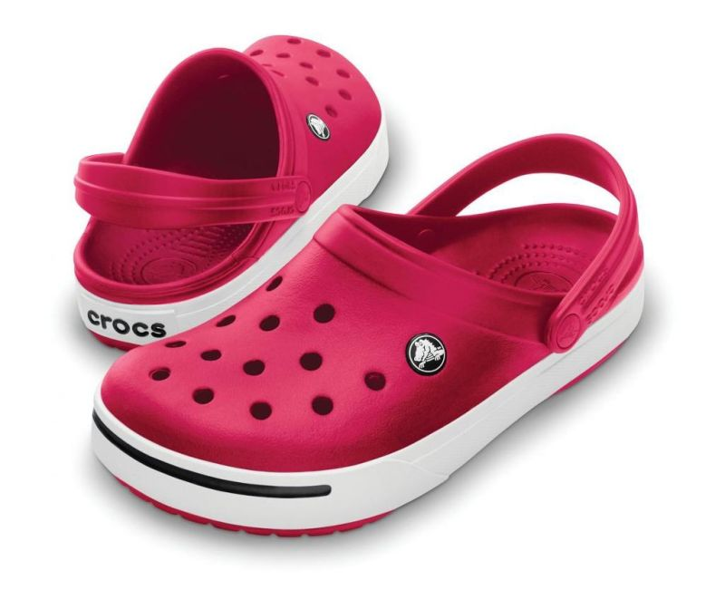 Unisex cokle Crocband II Red 41-42