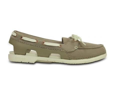Ženske cipele Beach Line Hybrid Boat Shoe W Kaki 36-37