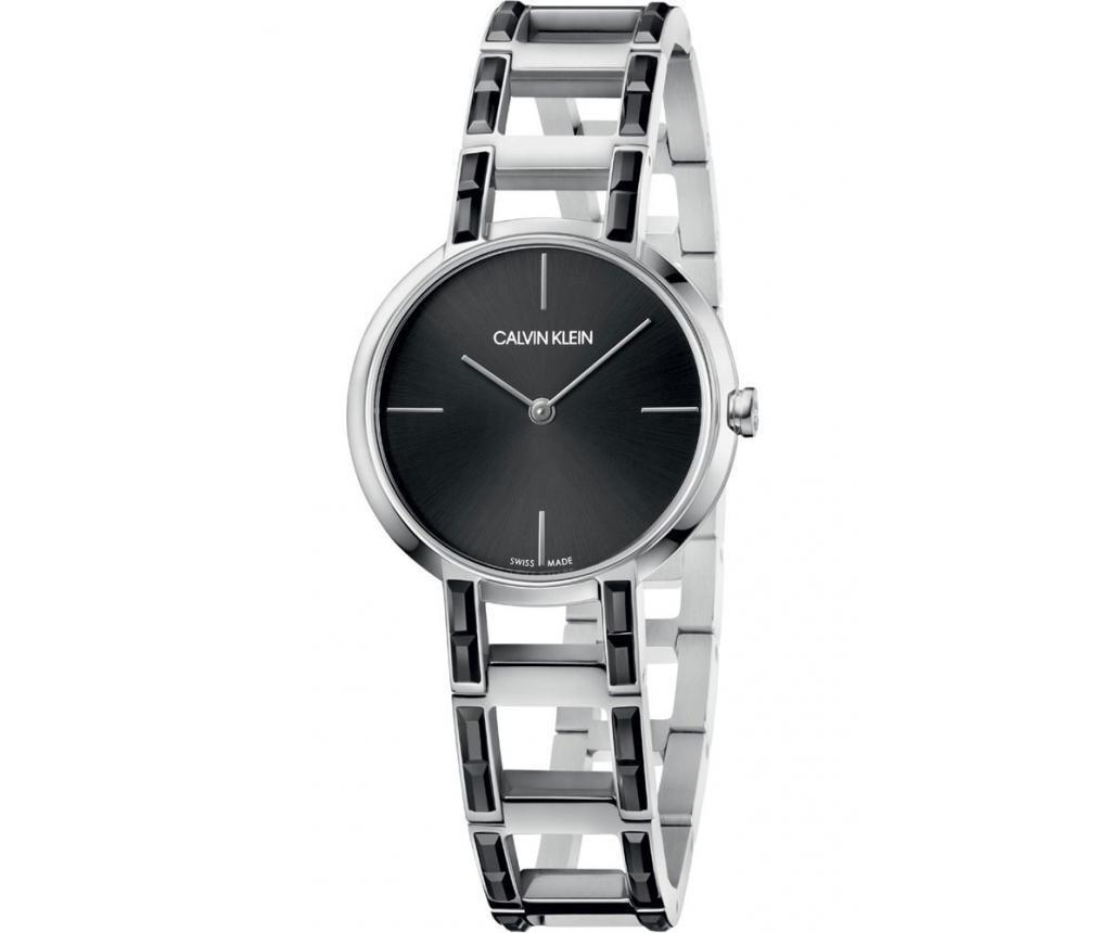 Dámské hodinky Calvin Klein Cheers Black and Silver