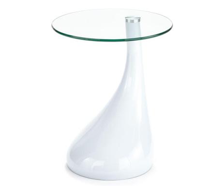Stolić za kavu Pop White