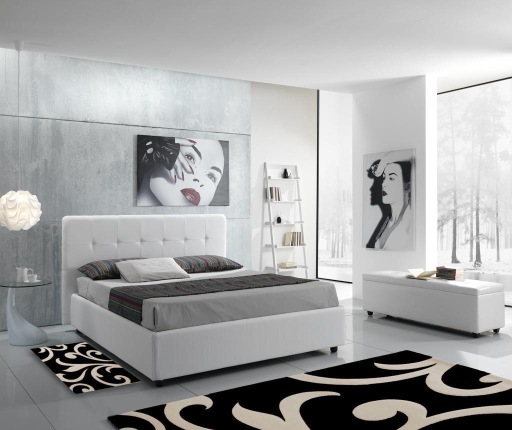 Килим Damasko Black 60x110 см