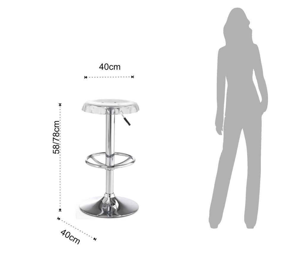Комплект 2 бар стола Tappo