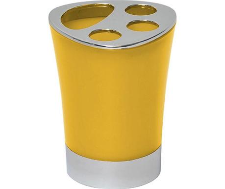 Držiak na zubné kefky Peva Yellow
