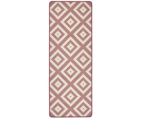 Preproga Loop Pink Creme 67x180 cm