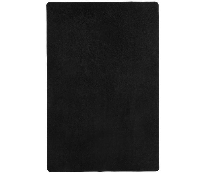 Preproga Fancy Black 80x150 cm
