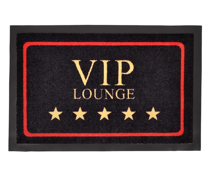 Predpražnik Printy VIP Black Gold Red 40x60 cm