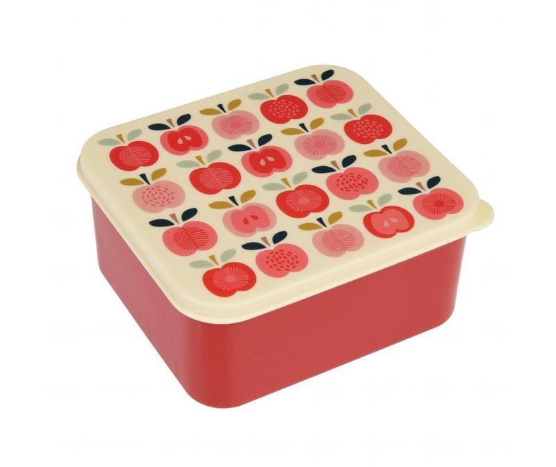 Cutie pentru pranz Vintage Apple