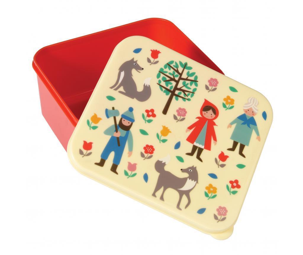 Red Riding Hood Uzsonnás doboz
