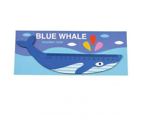 Pravítko Blue Whale