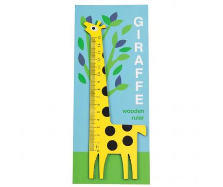Pravítko Yellow Giraffe