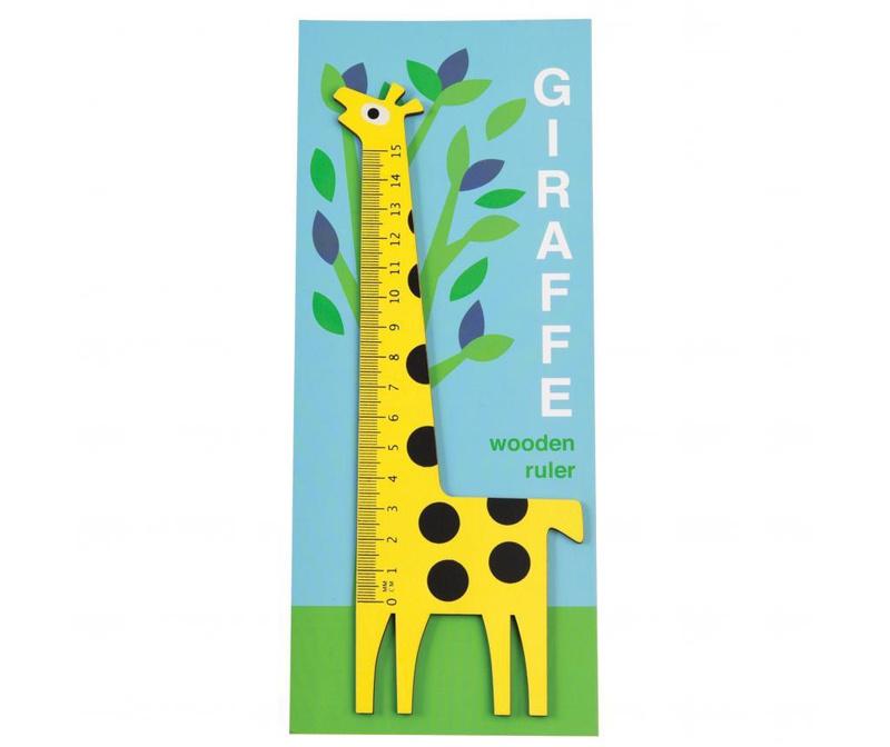 Rigla Yellow Giraffe