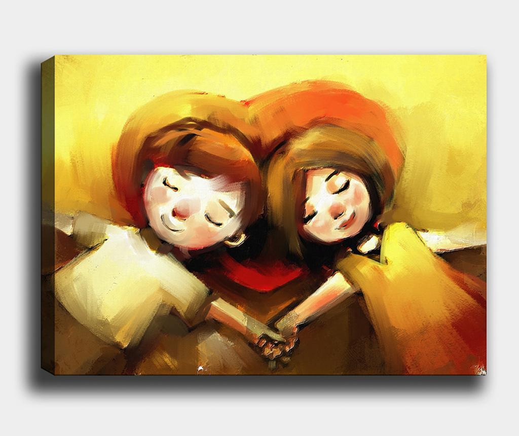 Slika Love 100x140 cm