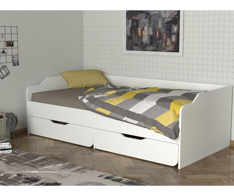 Okvir za krevet Young White