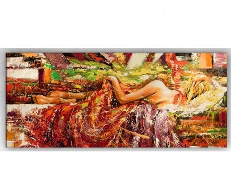 Slika Sleeping Women 60x140 cm