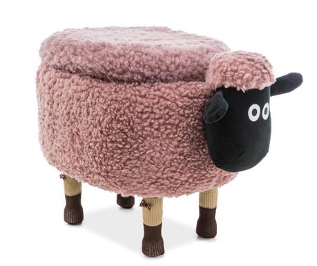 Dětský sedací puf Sheep