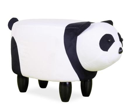 Dětský sedací puf Panda