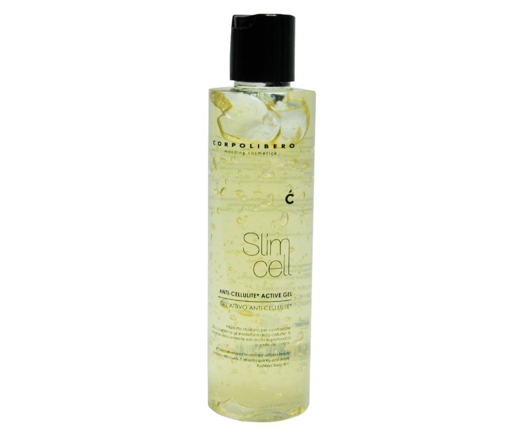 Gel anticelulitic Slim Cell Active 200 ml